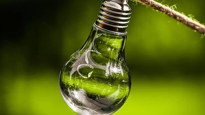 Hållbar el